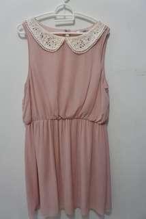 Pink dress NEW LOOK