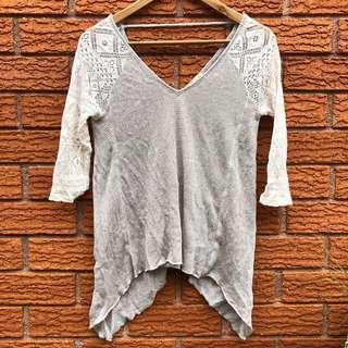 Hollister knit top