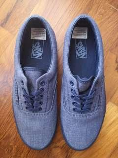 219b9bf0cd Vans new era mono chambray navy