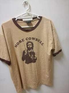 Vintage ringer tshirt
