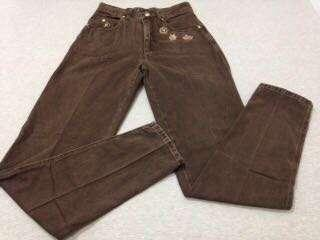Celana Jeans Coklat roccobarocco