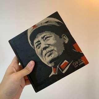 Designer's Lined Notebook, Mao Ze Dong, ODEL Sri Lanka