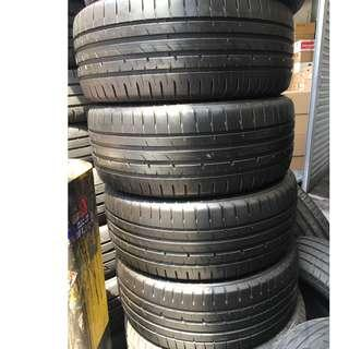 Pre-Owned Goodyear Runflat 225/40/18 Tyre