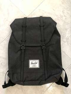 0bf4f6a8486 Preorder - Herschel heritage backpack rust plaid