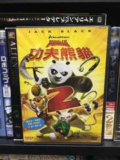 功夫熊貓2 DVD