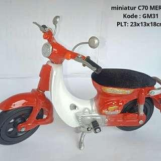 Motor miniatur
