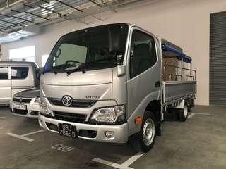 New Toyota Dyna - Agent Unit