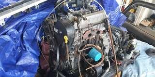 Kenari L9s . 660 EF engine kosong