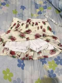 全新snidel lily brown半裙dazzlin dress日系日牌裙褲