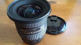 Nikon 18-35mm Af ED
