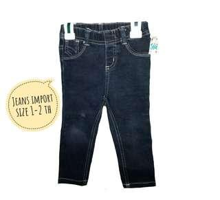 Jeans import