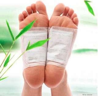 ★100pcs Detox Foot Patch for $14.90 ★Limited Time ONLY ★FAQ.SG
