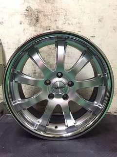 18 inch,5-114.3  Rims On Offer Sale