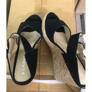 kasut clear stock