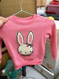 🚚 兔子上衣