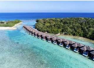 🚚 Nights at Sheraton Maldives