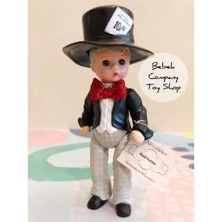 🎩2010年 McD Alexander 瘋帽 愛麗絲夢遊仙境 亞歷山大娃娃 古董玩具 美國二手玩具 眨眼娃娃 麥當勞