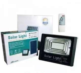 New Lampu Led Solar 50w Flood Light