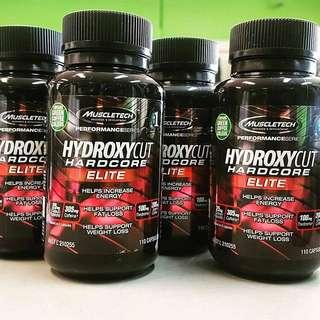 Muscletech Hydroxycut Hardcore Elite 110