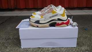 NEW BALENCIAGA TRIPLE S WOMEN
