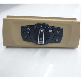 BMW E90 320 Headlight Switch