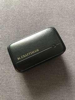 M.Craftsman 6000 mAh Luxury Leather Powerbank