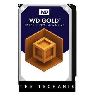 """🚚 WESTERN DIGITAL WD GOLD 3.5"""" ENTERPRISE HDD 12TB"""