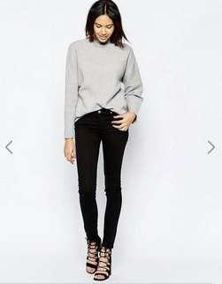 CHEAP MONDAY Black Skinny Jeans - BRAND NEW