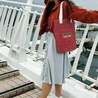 Korean Taiwan Tote Bag