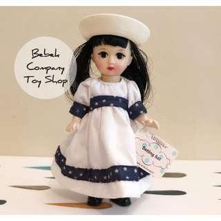 ⛵️2005年 McDonalds Alexander 帆船 亞歷山大娃娃 古董玩具 美國二手玩具 眨眼娃娃 麥當勞
