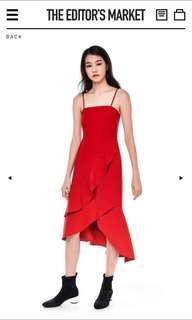 🚚 TEM Leonie Ruffle Dress