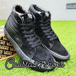Vans sk8 clasic and fullblack