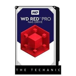 """🚚 WESTERN DIGITAL WD RED PRO 3.5"""" NAS HDD 2TB"""