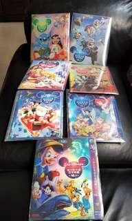 🚚 迪士尼卡通如圖都有拍自己參考7種一起帶走