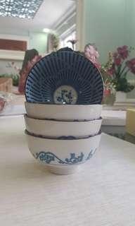 Japanese Ceramic Rice Bowl