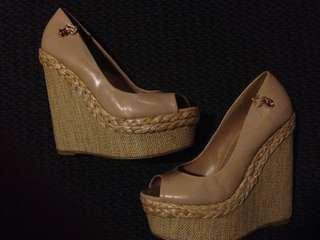 Migato high wedges shoes