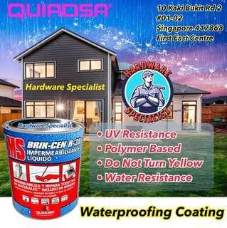 Quiadsa Brik Cen R-38 MS Polymer Waterproofing Coating