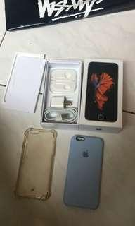 iPhone 6s 64GB Space Gray NEGO