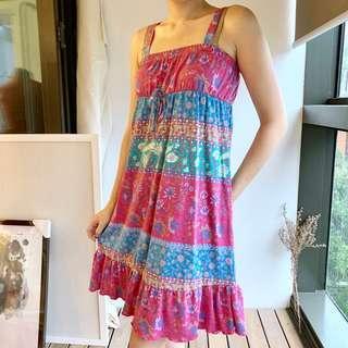 STRETCH SUN DRESS