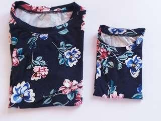 120 only! Mother and Daughter shirts