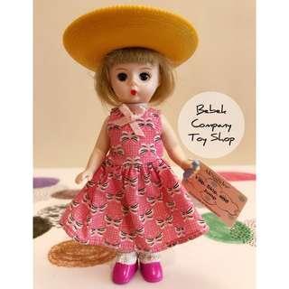 2005年 McDonalds Alexander 跳房子 女孩 亞歷山大娃娃 古董玩具 美國二手玩具 眨眼娃娃 麥當勞