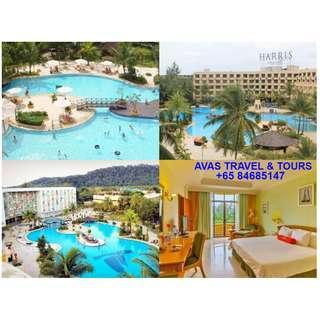 Harris Resort Waterfront - BATAM PACKAGE 2D1N / 3D2N