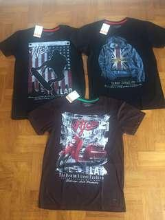 3 pcs Brand New Boy's T-shirts for $30