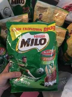 Milo 3in1 exp aug 2019 free choco chips