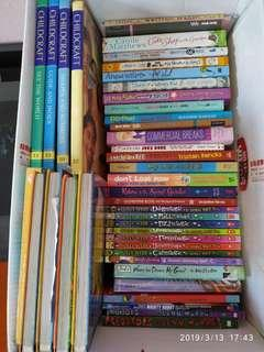 Big bulk of Children books (more than 300 books)