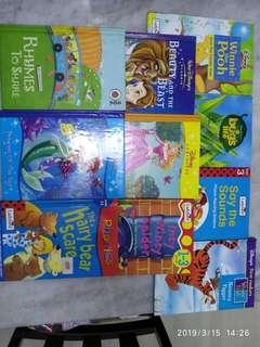 🚚 Ladybird children books and others (Total 22 books)
