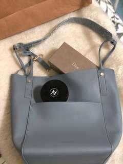 Primavera leather tote (bag)
