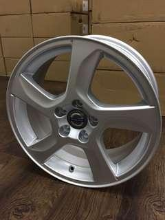 17 inch,5-108 Volvo Original Rims On Offer Sale