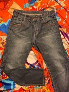 🚚 專櫃男裝 牛仔長褲