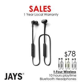 JAYS t-Four Wireless